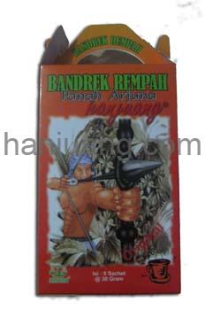 Bandrek Rempah Panah Arjuna