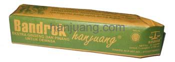 Bandrek Hanjuang Spesial Dewasa